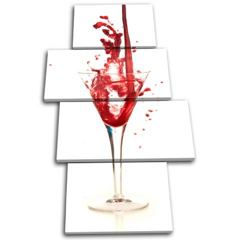 Wine Glass Pouring Food Kitchen - 13-1238(00B)-MP04-PO